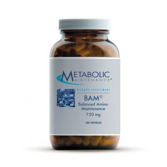 BAM&reg; <br> (Balanced Amino Maintenance)
