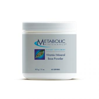 Vitamin/Mineral Base Powder