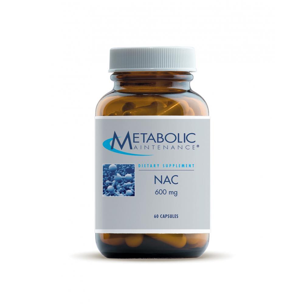 NAC 600 MG | Metabolic Maintenance